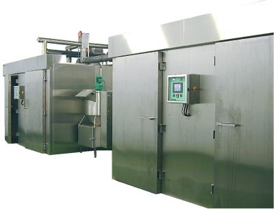 Fish drying - fish smoking kilns designed, manufactured and supplied