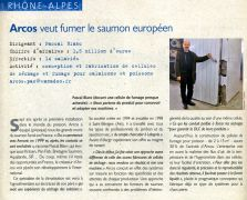 """ARCOS wants to smoke European salmon"" - Seafood products - January 2007"